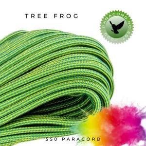 Bilde av Tree Frog 550 Paracord