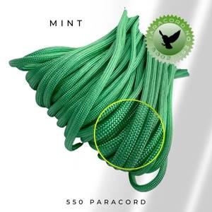 Bilde av Mint Grønn 550 Paracord