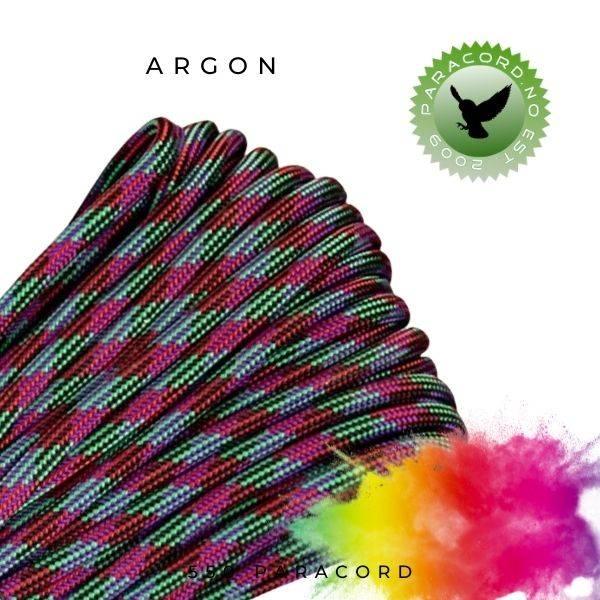 Argon 550 Paracord