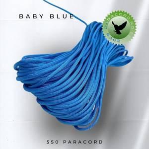 Bilde av Baby Blue 550 Paracord